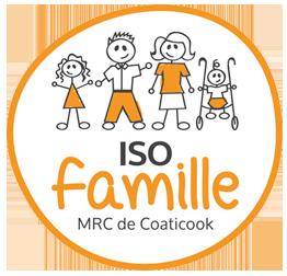 ISO famille MRC de Coaticook